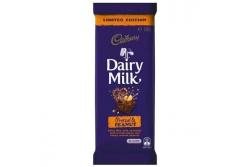 Dairy Milk Pretzel& Peanut – Cadbury – 190g