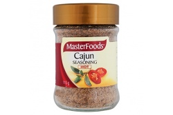 Cajun Seasoning by  MasterFoods 115g