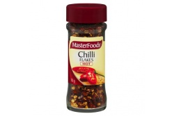 Chilli Flakes by Masterfoods 18 g