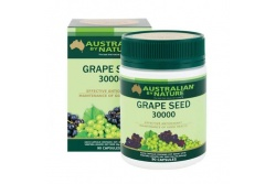Grape Seed- 30,000mg- Australian By Nature- 90 Capsules