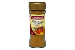 Moroccan Seasoning by MasterFoods 47g