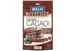 Organics Cacao Powder- Bioglan- 100g