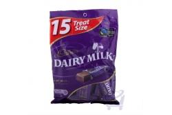 Dairy Milk Chocolate Treat Size by Cadbury 180 g