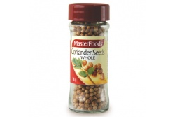Corriander Seeds Whole by Masterfoods 25g