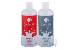 Shampoo & Conditioner by The Goatsmilk Company 500 ml x 2