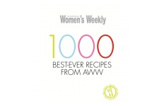 1000 Best Ever Recipes by The Australian Woman's Weekly