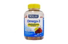 Adult Vita Gummies Omega 3- Bioglan- 110 Gummies