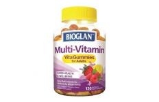 Adult Vita Gummies Multi-Vitamin- Bioglan- 120 Pastilles