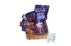 Cadbury Treats Gift Basket