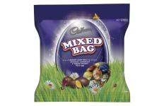 Mini Easter Eggs Mixed Bag- Cadbury- 230g
