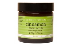 Cinnamon Facial Scrub- Perfect potion- 50g