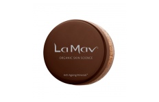 Mineral Foundation SPF 15 + Dark – La Mav 8 ml Main