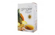 Ginger Digest Herbal Tea by Morlife 30 Bags