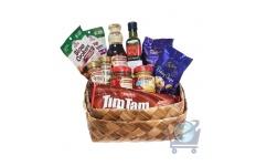 Christmas Gourmet Gift Basket - Medium