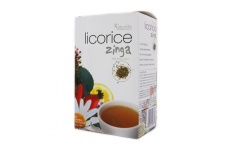 Licorice Zinga Herbal Tea by Morlife 30 Bags