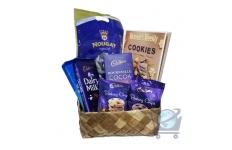 Christmas Gift Basket - Medium