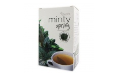 Minty Spring Herbal Tea by Morlife 30 Bags