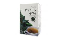Minty Spring Herbal Tea by Morlife 30 Bags