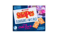 Shapes Thai Chilli And Garlic Sauce- Arnott's- 165g