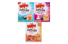 Shapes Light & Crispy Crackers- Arnott's- 120g