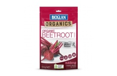 Organics Beetroot Powder- Bioglan- 100g