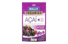 Organics Acai + Berry Powder- Bioglan- 50g
