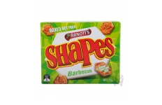 arnotts bbq shapes