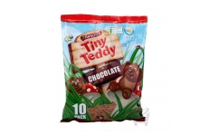 chocolate tiny teddy