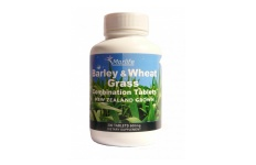 barley grass wheat grass powder