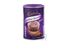 caramel cadbury drinking chocolate