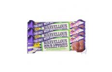 Mavellous Creations Clinkers, Rasberry chips & Marshmallows by Cadbury 50g