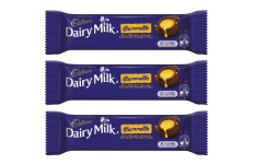Caramello Chocolate Bar- Cadbury- [Pack of 3]- 55g x3