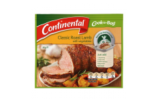 Cook-In-Bag Classic Roast Lamb with Vegetables- Continental- 45g
