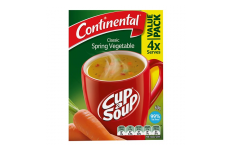 Cup A Soup Classic Spring Vegetable