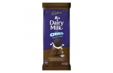 Dairy Milk With Oreo Double Choc- Cadbury- 180g