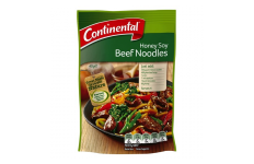 Honey Soy Beef Noodles Recipe Base- Continental- 40g