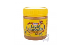 kraft light smooth peanut butter