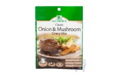 Onion and Mushroom Gravy Mix by McCormick 35g