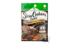 Slow Cookers Recipe Base Roast Beef  Onion Gravy – McCormick 40 g