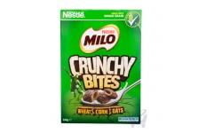 milo crunchy bites cereal