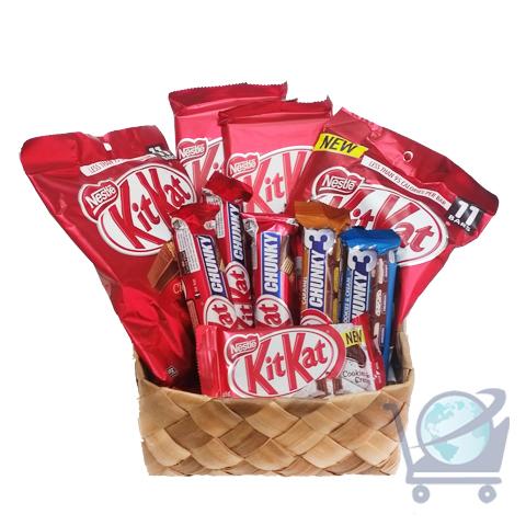 Kit Kat Gift Basket Shop Australia