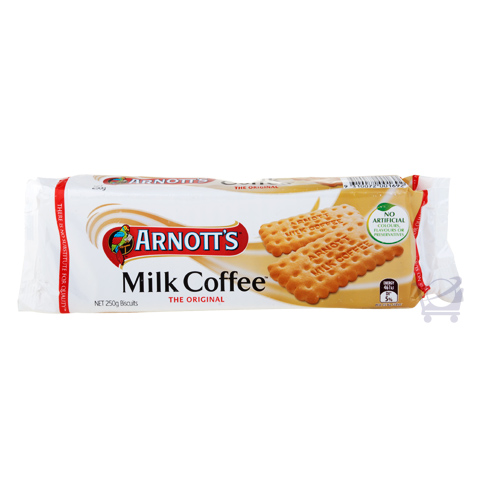 Arnotts Milk Coffee Biscuits
