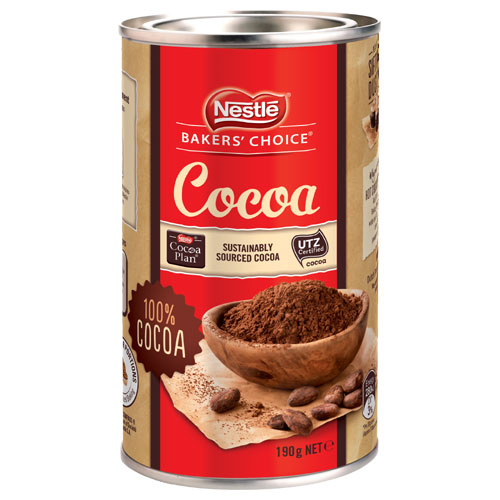 Baking Cocoa Nestle - 190 g | Shop Australia