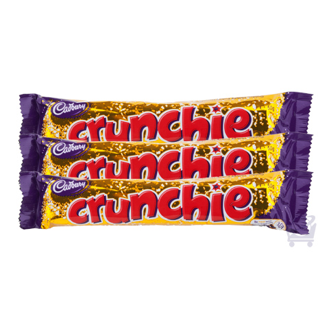Crunchie Chocolate Bar Cadbury 50g Shop Australia