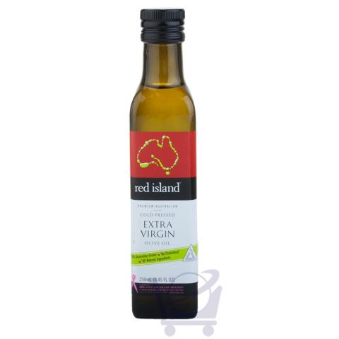 Extra Virgin Olive Oil Red Island 250 Ml Shop Australia