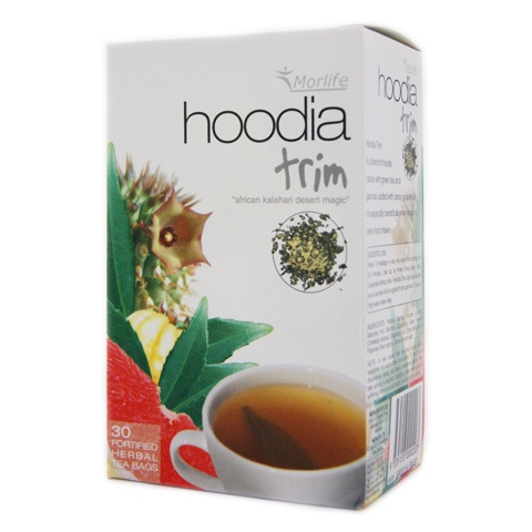 Hoodia Trim Herbal Tea Morlife 30 Bags Shop Australia