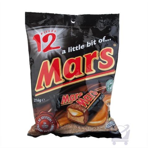 Mars Fun Pack – Mars Chocolate Australia – 12 Pack   Shop ...