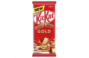 Nestle Kit Kat Gold Choc Whirl 170g