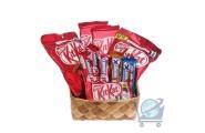 Kit Kat Gift Basket