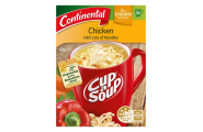 Cup A Soup Chicken With Lots of Noodles - Continental- 60g/ 2 Packs